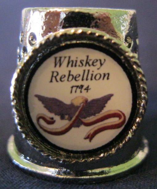 whiskey rebellion Washington and the whiskey rebellion summary many of the founders, including george washington, believed that one weakness of the articles of confederation was that.